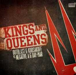 KINGS & QUEENS OUTBLAST & KORSAKOFF / NEGATIVE A & DAY-MAR V/A, CD