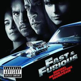 FAST & THE FURIOUS 4 W:RYE RYE & MIA/BUSTA RHYMES/KENNA/SHARK CITY CLICK/A.O Audio CD, OST, CD