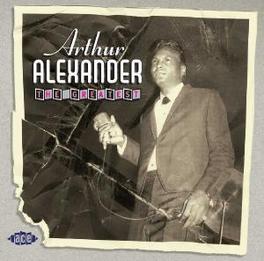 GREATEST Audio CD, ARTHUR ALEXANDER, CD