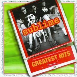 GREATEST HITS -LTD- INCL. 2 ENHANCED TRACKS Audio CD, SUBLIME, CD