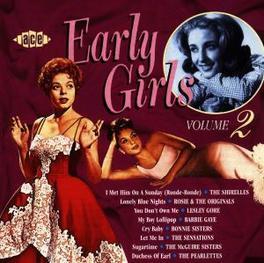 EARLY GIRLS VOL.2 Audio CD, V/A, CD