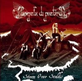 STORM OVER SCALDIS Audio CD, ANGELI DI PIETRA, CD