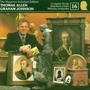 SCHUBERT EDITION 16 W/THOMAS ALLEN