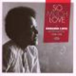 SO MUCH LOVE -ANTHOLOGY 1958-1998 Audio CD, DARLENE LOVE, CD