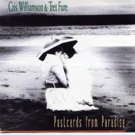 POSTCARDS FROM PARADISE Audio CD, CRIS/TRET FURE WILLIAMSON, CD