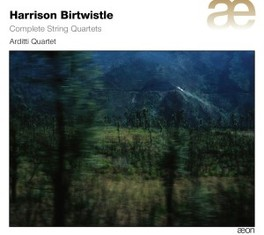 COMPLETE STRING QUARTETS H. BIRTWISTLE, CD