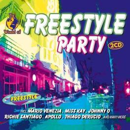 FREESTYLE PARTY Audio CD, V/A, CD