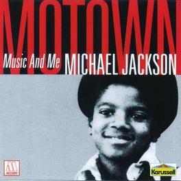 MUSIC AND ME Audio CD, MICHAEL JACKSON, CD
