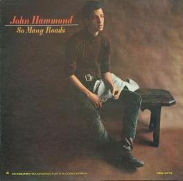 SO MANY ROADS Audio CD, JOHN HAMMOND, CD