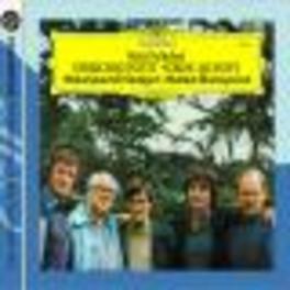 STRING QUINTET D956 ROSTROPOVICH/MELOS QUARTETT Audio CD, F. SCHUBERT, CD