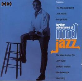 FURTHER ADVENTURES OF.. .. MOD JAZZ Audio CD, V/A, CD