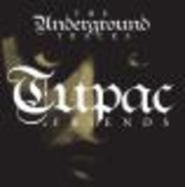 UNDERGROUND TRACKS FT:DOWN ASS NIGGAS/TIRPLE PLATINUM/BP/SNOOP DOG/& MORE TUPAC & FRIENDS, Vinyl LP