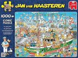 Jan van Haasteren - Tall...