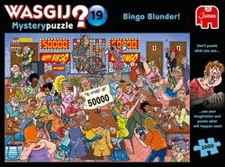 Wasgij Mystery 19 INT - Bingobedrog! (1000 stukjes)