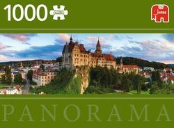 Premium Collection puzzel - Sigmaringen Castle Germany panorama (1000 stukjes)