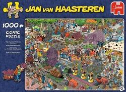 Jan van Haasteren - De Bloemencorso (1000 stukjes)