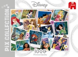 Disney Princess Selfie (1000 stukjes)