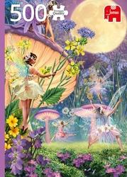 Premium Collection puzzel - Fairy Dance in the Twilight (500 stukjes)