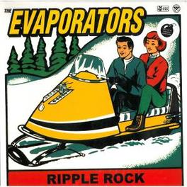 RIPPLE ROCK + 7' EVAPORATORS, Vinyl LP