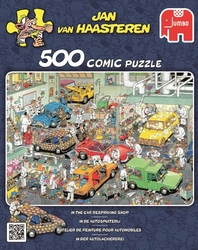 Jan van Haasteren - In de...
