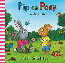 Pip en Posy in de tuin