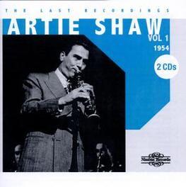 LAST RECORDINGS VOL. 1 1954 Audio CD, ARTIE SHAW, CD