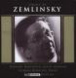 SONGS BY ZEMLINSKY HASELBOCK, HENSCHEL Audio CD, A. ZEMLINSKY, CD