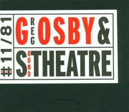 GREG OSBY & SOUND THEATER Audio CD, GREG OSBY, CD