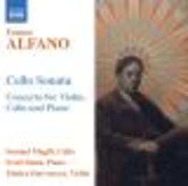 CELLO SONATA MAGILL/DUNN/DARVAROVA Audio CD, ALFANO, CD
