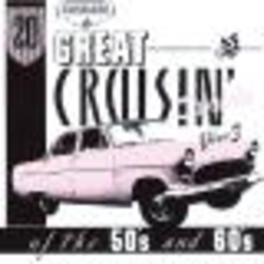 20 GREAT CRUISIN'...VOL.3 ...FAVOURITES Audio CD, V/A, CD