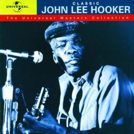 UNIVERSAL MASTERS Audio CD, JOHN LEE HOOKER, CD