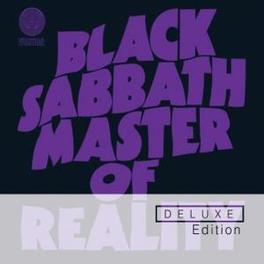 MASTER OF REALITY-DELUXE- Audio CD, BLACK SABBATH, CD