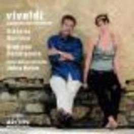 DOUBLE CONCERTOS VENICE BAROQUE ORCHESTRA/ANDREA MARCON/MULLOVA/CARMIGNO Audio CD, A. VIVALDI, CD