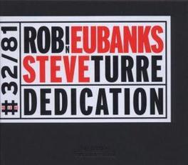 DEDICATION Audio CD, ROBIN/STEVE TURR EUBANKS, CD