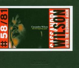 AFTER THE BEGINNING AGAIN Audio CD, CASSANDRA WILSON, CD