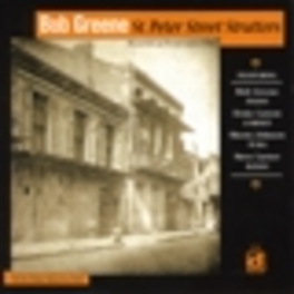 ST. PETER STREET.. .. STRUTTERS/W/5 BONUS TRACKS Audio CD, BOB GREENE, CD