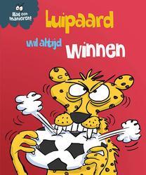 Luipaard wil altijd winnen