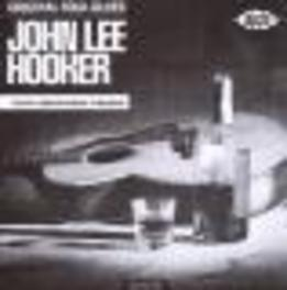 ORIGINAL FOLK BLUES Audio CD, JOHN LEE HOOKER, CD