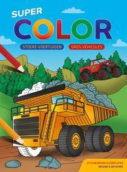 Super Color kleurblok -...