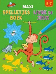 Maxi spelletjesboek / Maxi...