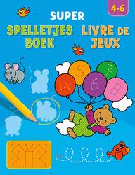 Super spelletjesboek, Livre...