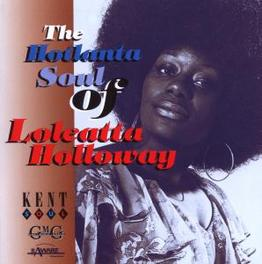 HOTLANTA SOUL OF Audio CD, LOLEATTA HOLLOWAY, CD