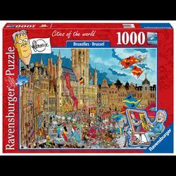 Fleroux Brussel (1000 stukjes)