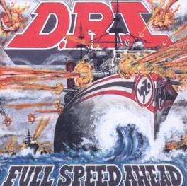 FULL SPEED AHEAD Audio CD, D.R.I., CD