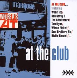 AT THE CLUB -25TR- CLUB CLASSICS FROM 'ATLANTIC' Audio CD, V/A, CD