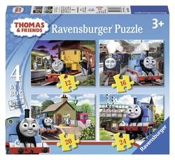 Thomas & Friends (12+16+20+24 stukjes)