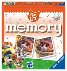 44 Cats memory