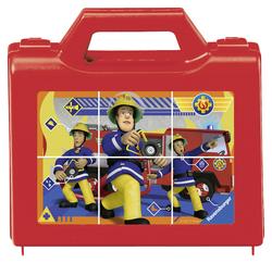 Sam de dappere brandweerman blokpuzzel (6 stukjes)