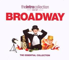 BROADWAY -INTRO.. .. COLLECTION Audio CD, OST, CD