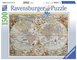 Wereldkaart 1594 (1500...